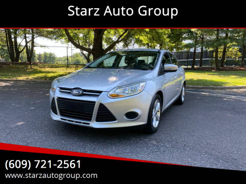 2013 Ford Focus for sale at Starz Auto Group in Delran NJ