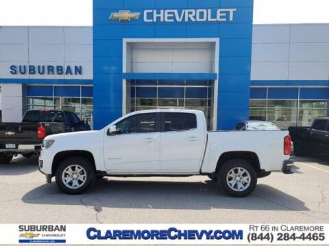 2018 Chevrolet Colorado for sale at Suburban Chevrolet in Claremore OK