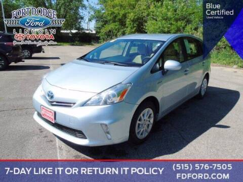 2013 Toyota Prius v for sale at Fort Dodge Ford Lincoln Toyota in Fort Dodge IA