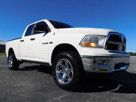 2009 Dodge Ram Pickup 1500 for sale at Used Cars For Sale in Kernersville NC