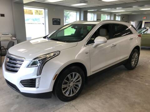 2017 Cadillac XT5 for sale at DALE'S PREOWNED AUTO SALES INC in Moundsville WV