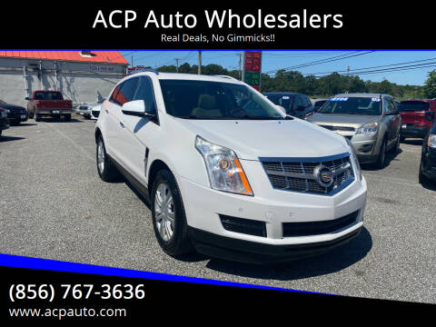 2010 Cadillac SRX for sale at ACP Auto Wholesalers in Berlin NJ