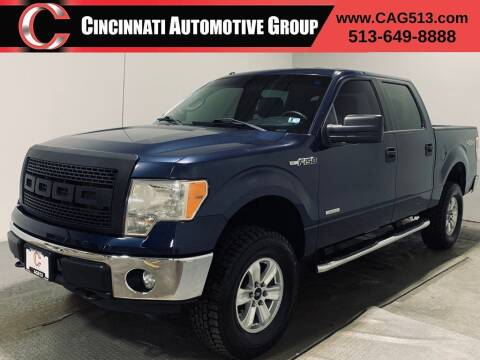 2013 Ford F-150 for sale at Cincinnati Automotive Group in Lebanon OH