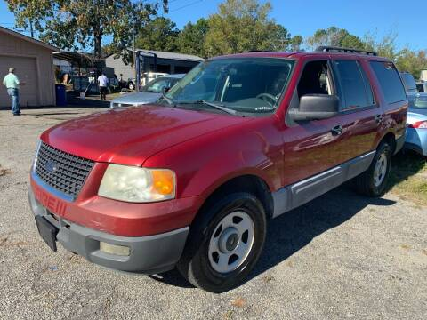 2005 Ford Expedition for sale at Auto Mart in North Charleston SC