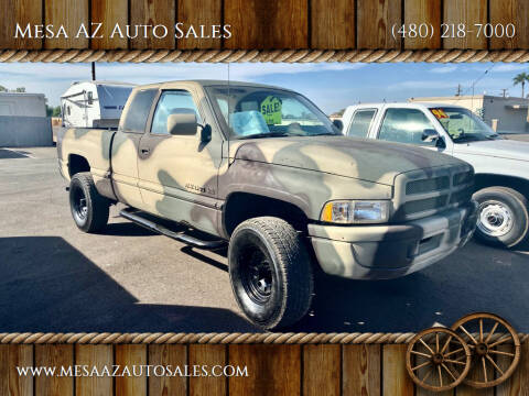 1997 Dodge Ram Pickup 1500 for sale at Mesa AZ Auto Sales in Apache Junction AZ