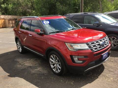 2017 Ford Explorer for sale at 4X4 Auto Sales in Durango CO