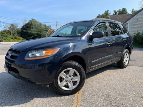 2009 Hyundai Santa Fe for sale at J's Auto Exchange in Derry NH