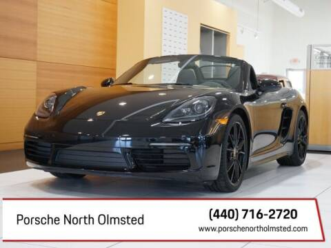 2019 Porsche 718 Boxster for sale at Porsche North Olmsted in North Olmsted OH
