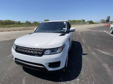 2017 Land Rover Range Rover Sport for sale at BUY RITE AUTO MALL LLC in Garfield NJ