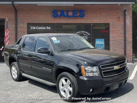 2010 Chevrolet Avalanche for sale at Michael D Stout in Cumming GA