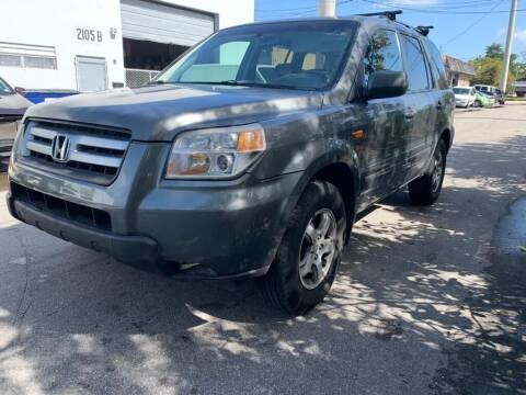 2008 Honda Pilot for sale at YID Auto Sales in Hollywood FL