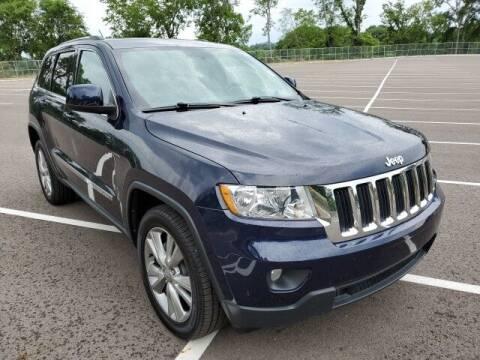 2012 Jeep Grand Cherokee for sale at CON ALVARO ¡TODOS CALIFICAN!™ in Columbia TN