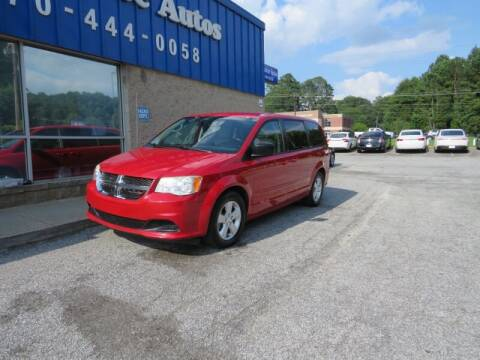 2014 Dodge Grand Caravan for sale at Southern Auto Solutions - 1st Choice Autos in Marietta GA