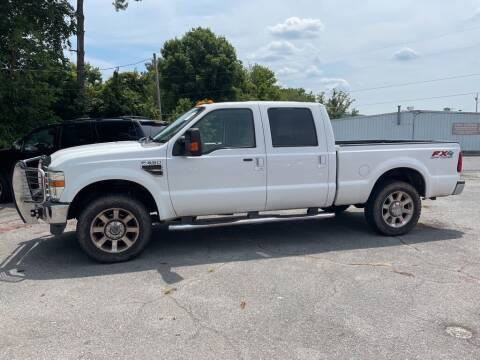 2010 Ford F-250 Super Duty for sale at Family Auto Sales of Johnson City in Johnson City TN
