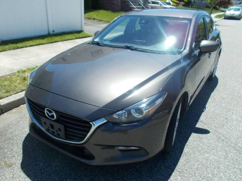 2017 Mazda MAZDA3 for sale at Mercury Auto Sales in Woodland Park NJ