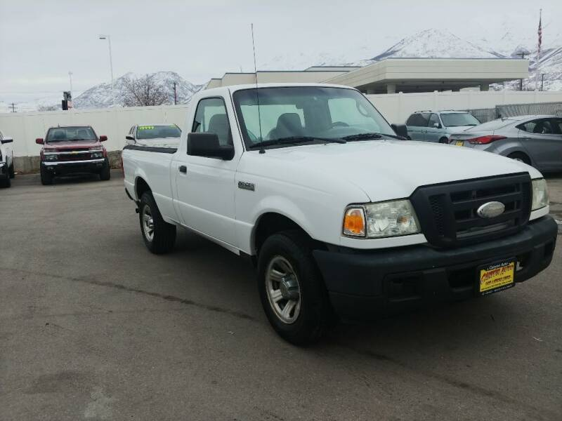 2006 Ford Ranger for sale at Canyon Auto Sales in Orem UT