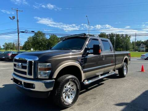 2008 Ford F-350 Super Duty for sale at Vantage Auto Group in Tinton Falls NJ