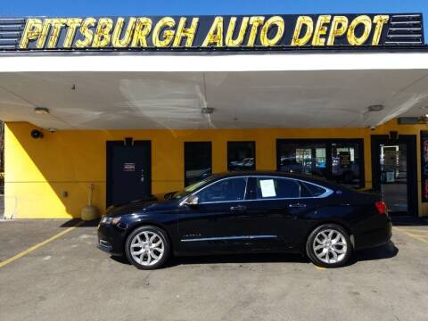2019 Chevrolet Impala for sale at Pittsburgh Auto Depot in Pittsburgh PA