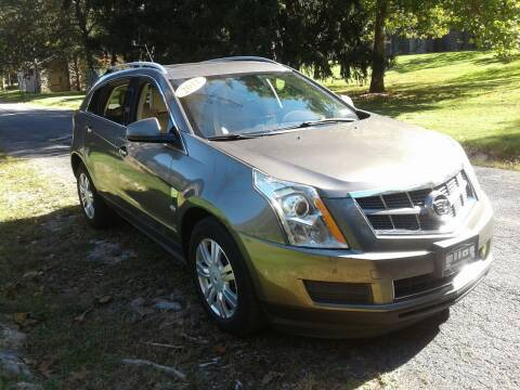 2011 Cadillac SRX for sale at ELIAS AUTO SALES in Allentown PA