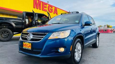 2009 Volkswagen Tiguan for sale at Mega Auto Sales in Wenatchee WA