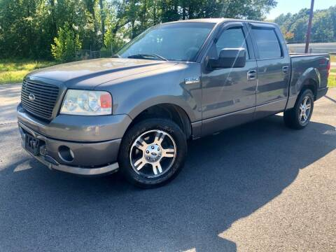 2007 Ford F-150 for sale at Access Auto in Cabot AR