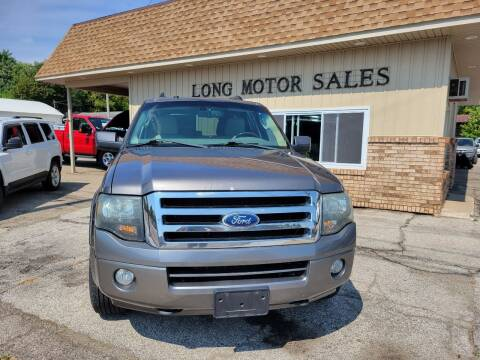 2011 Ford Expedition for sale at Long Motor Sales in Tecumseh MI