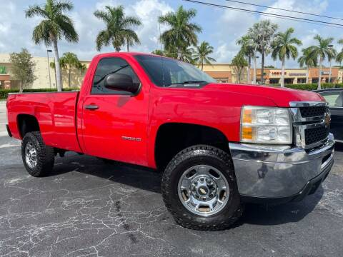 2014 Chevrolet Silverado 2500HD for sale at Kaler Auto Sales in Wilton Manors FL