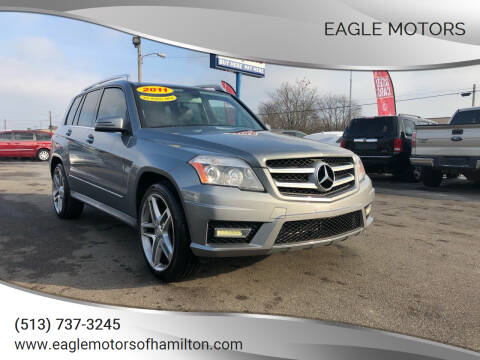 2011 Mercedes-Benz GLK for sale at Eagle Motors in Hamilton OH
