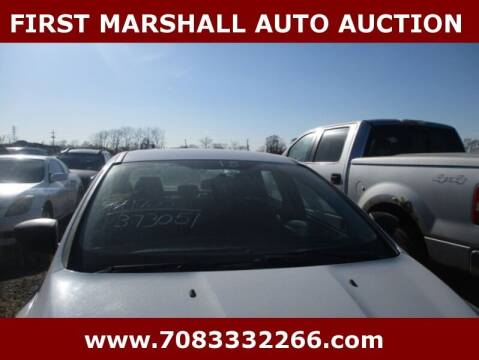 2015 Ford Focus for sale at First Marshall Auto Auction in Harvey IL