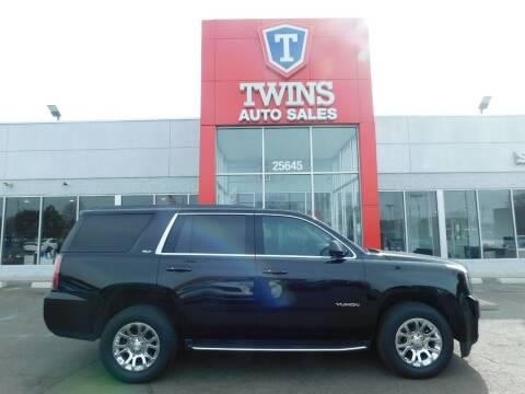 2017 GMC Yukon for sale at Twins Auto Sales Inc Redford 1 in Redford MI