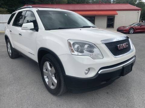 2007 GMC Acadia for sale at Parks Motor Sales in Columbia TN