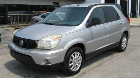 2007 Buick Rendezvous for sale at Affordable Automotive Center in Frankfort IN