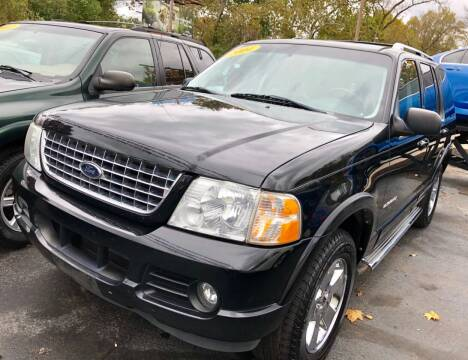 2004 Ford Explorer for sale at WOLF'S ELITE AUTOS in Wilmington DE