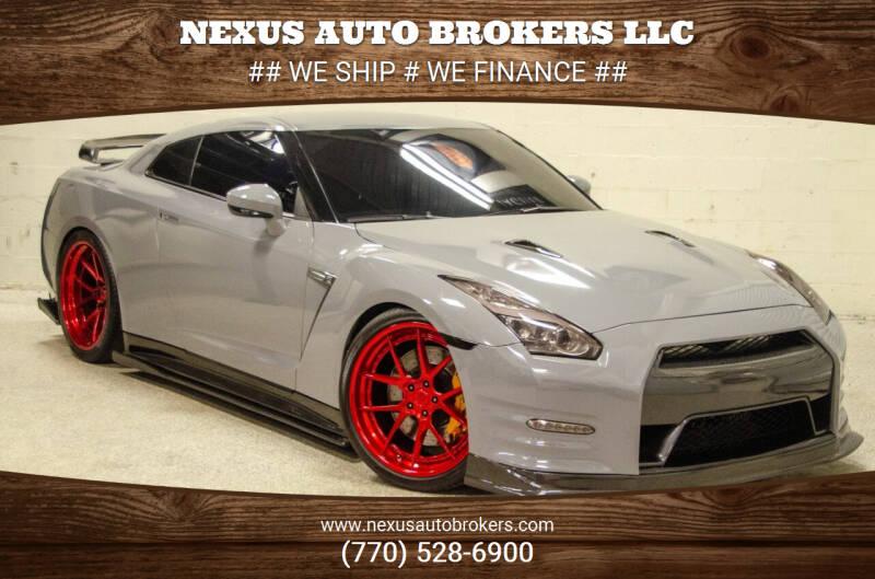 2010 Nissan GT-R for sale at Nexus Auto Brokers LLC in Marietta GA