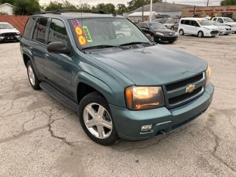 2009 Chevrolet TrailBlazer for sale at Town & City Motors Inc. in Gary IN
