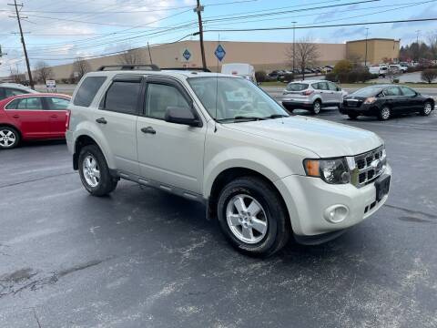 2009 Ford Escape for sale at Country Auto Sales in Boardman OH