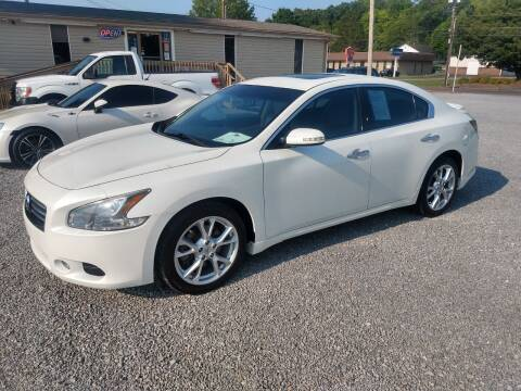 2013 Nissan Maxima for sale at Wholesale Auto Inc in Athens TN