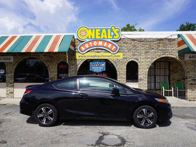 2015 Honda Civic for sale at Oneal's Automart LLC in Slidell LA