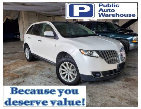 2011 Lincoln MKX for sale at Public Auto Warehouse in Pekin IL