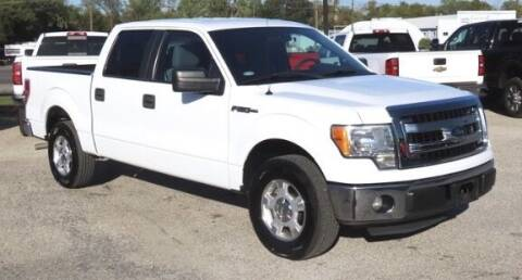 2013 Ford F-150 for sale at eAuto USA in New Braunfels TX