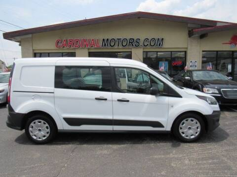 2016 Ford Transit Connect Cargo for sale at Cardinal Motors in Fairfield OH