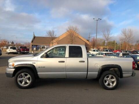2008 Dodge Ram Pickup 1500 for sale at ROSSTEN AUTO SALES in Grand Forks ND