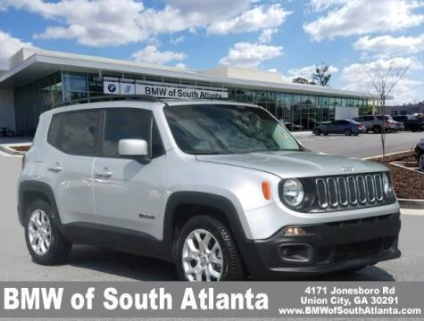 2017 Jeep Renegade for sale at Carol Benner @ BMW of South Atlanta in Union City GA
