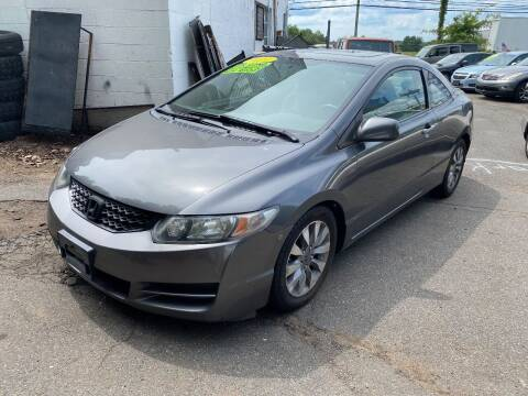 2011 Honda Civic for sale at East Windsor Auto in East Windsor CT