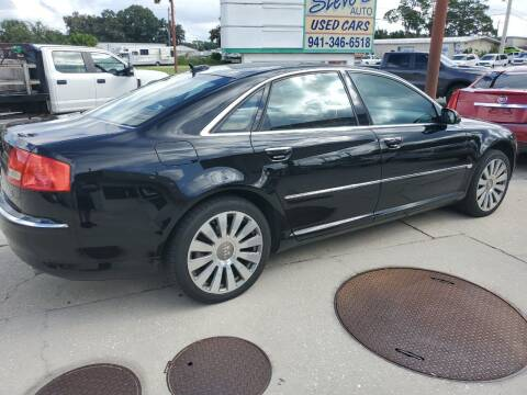 2005 Audi A8 for sale at Steve's Auto Sales in Sarasota FL