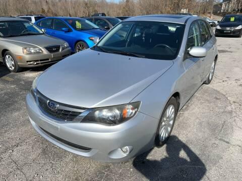 2009 Subaru Impreza for sale at Best Buy Auto Sales in Murphysboro IL