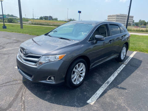2013 Toyota Venza for sale at TKP Auto Sales in Eastlake OH