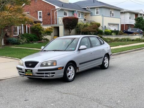 2004 Hyundai Elantra for sale at Reis Motors LLC in Lawrence NY