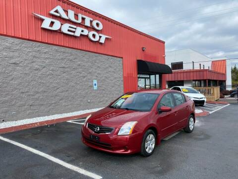 2011 Nissan Sentra for sale at Auto Depot of Madison in Madison TN