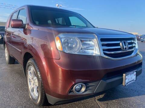 2012 Honda Pilot for sale at VIP Auto Sales & Service in Franklin OH